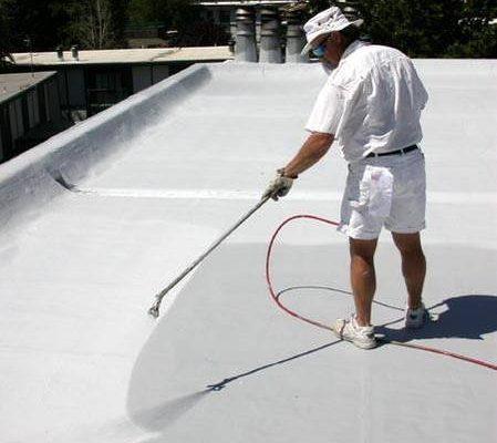 HyperGlass – White roof